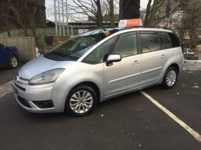 Used Citroen Cars Halifax Second Hand Cars West Yorkshire R J